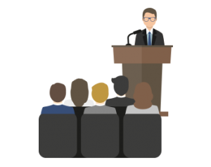 2P - خدمات العلاقات العامة والتسويق الرقمي - تنظيم المؤتمرات والفعاليات