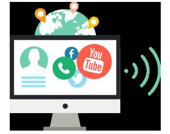 خدمات شركة 2P لخدمات العلاقات العامة والتسويق الرقمي