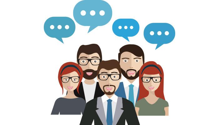 إدارة حسابات التواصل الإجتماعي, النشر من خلال المجموعات المختلفة والصفحات المهتمة بعلامتك التجارية ذات الصلة والتفاعل مع الناس المهتمة بعلامتك التجارية