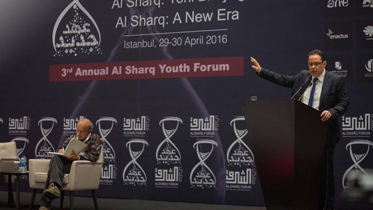 2P - خدمات العلاقات العامة والتسويق الرقمي - مؤتمر الشرق الشبابي الثالث - عهد جديد