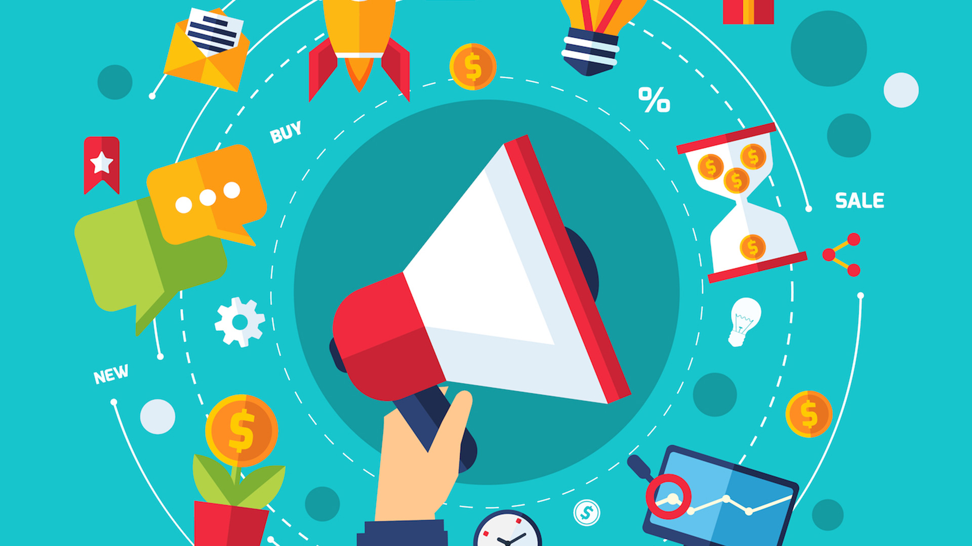 أهم أدوات التسويق الإلكتروني