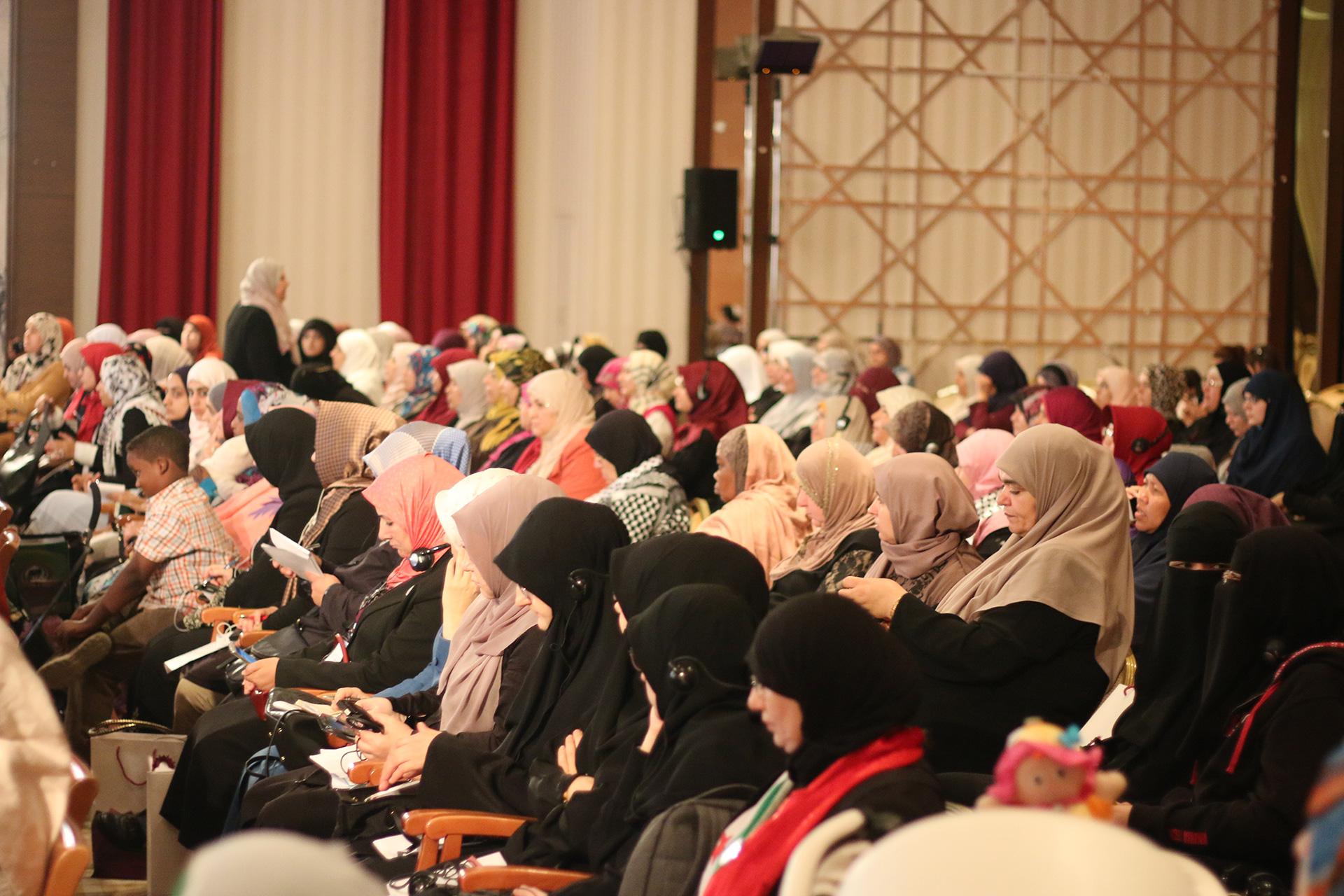 الملتقى الثالث لإئتلاف المرأة العالمي لنصرة القدس وفلسطين