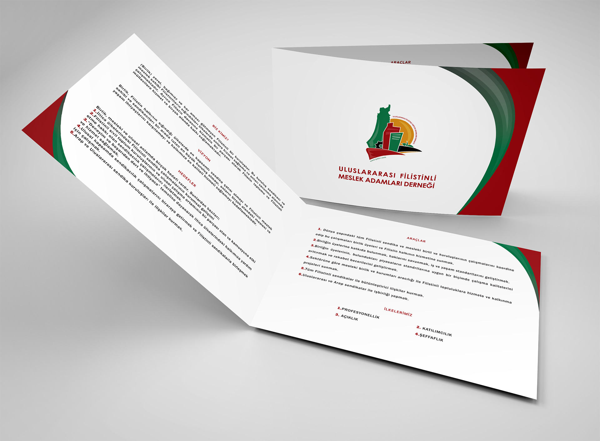 2P - خدمات العلاقات العامة والتسويق الرقمي - التجمع الدولي للمؤسسات والروابط المهنية الفلسطينية