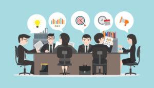إدارة حسابات التواصل الإجتماعي, اجتماعات دورية ومراجعات للخدمة والأداء